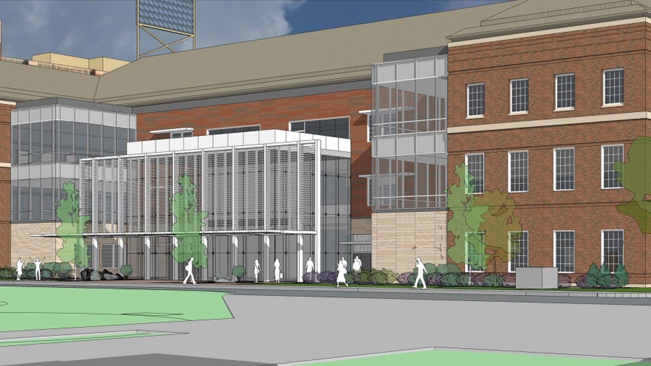 Oklahoma State To Break Ground On New Undergrad Lab Building