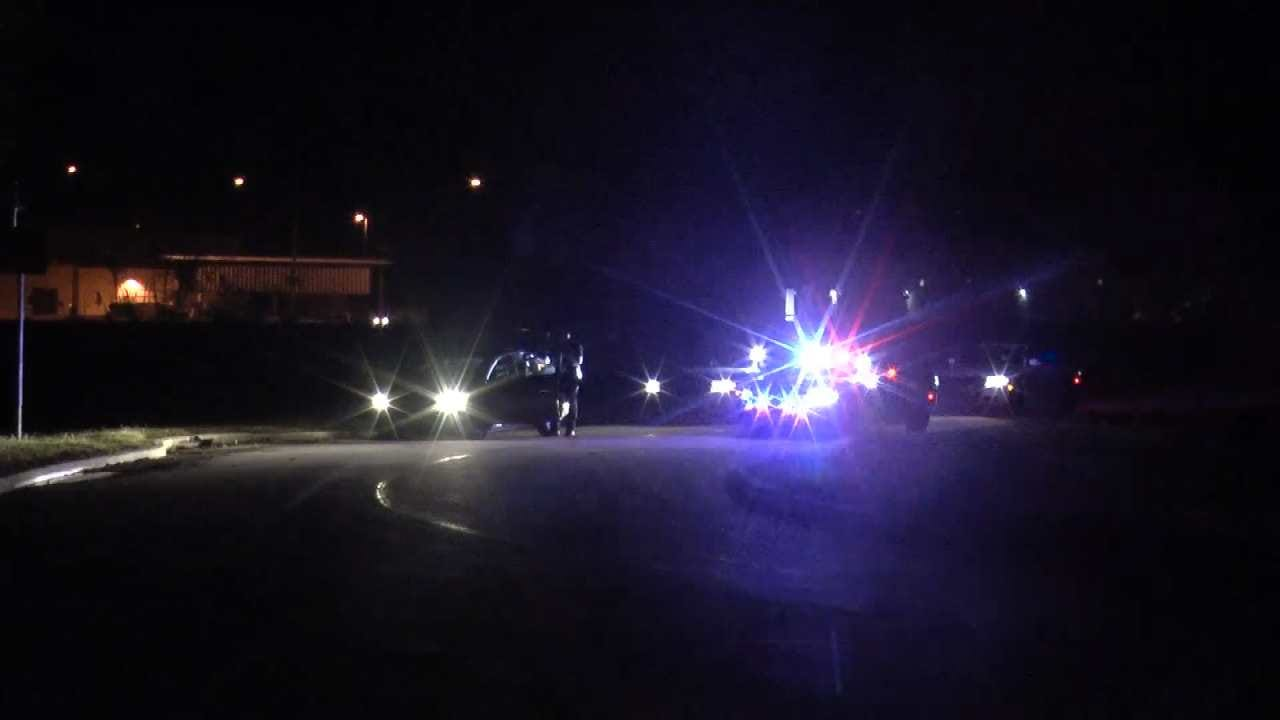 Sapulpa Man Arrested After High-Speed Chase