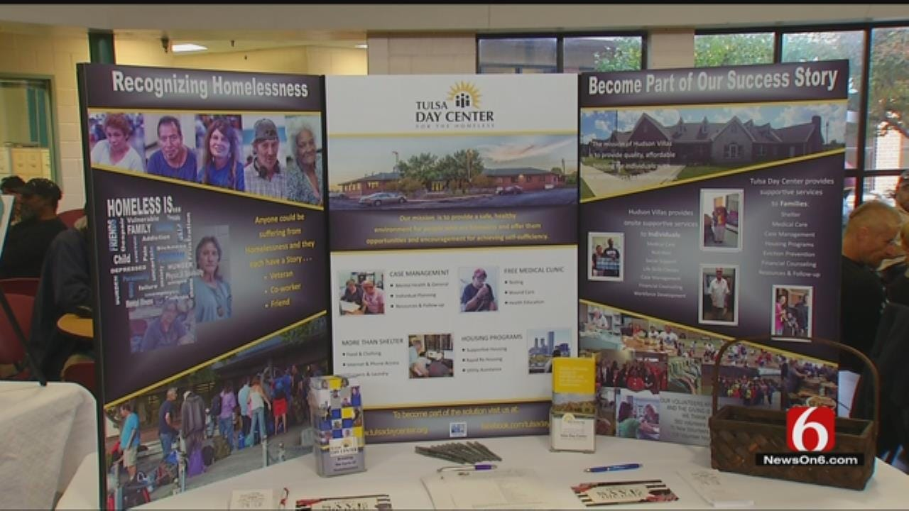 Tulsa Day Center For The Homeless Celebrates 30 Years