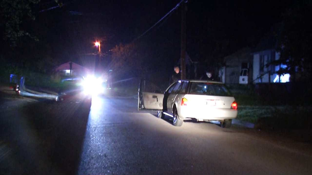 Man Runs Away After Chase From Osage County Into Tulsa