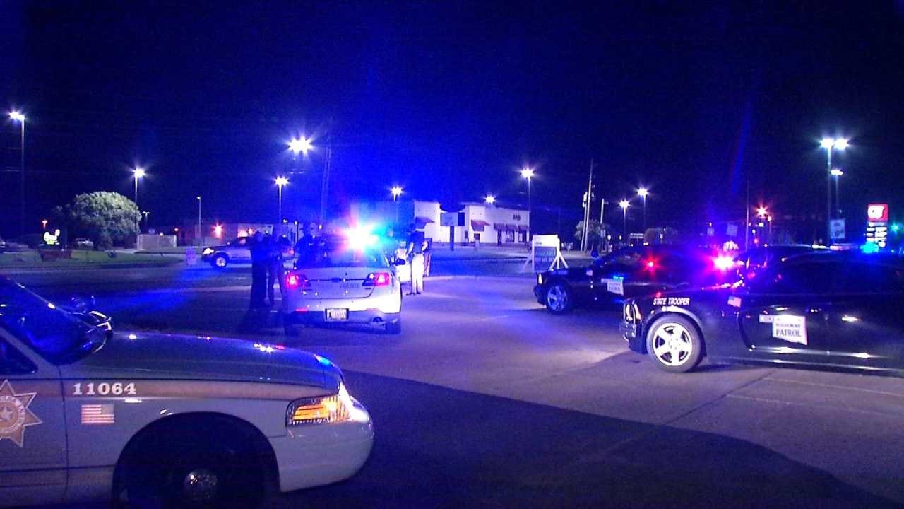 Three Teens In Custody After Tulsa Police Chase
