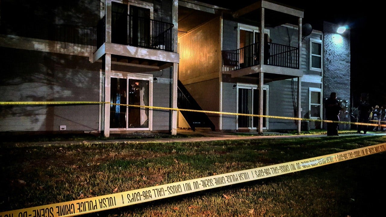 Man Shot During Attempted Robbery At Tulsa Apartment Complex