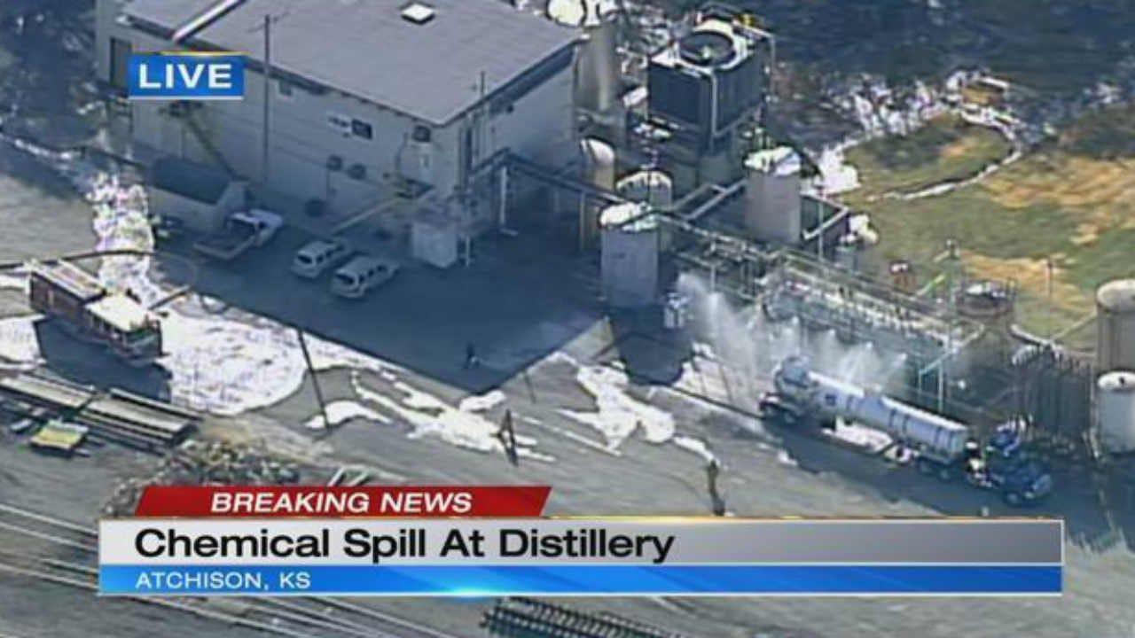 Over 80 Injured In Chemical Accident At Kansas Plant