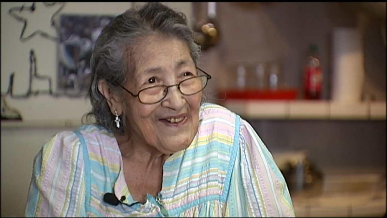 Pawhuska's 'Sandwich Lady' Celebrates Her 100th Birthday