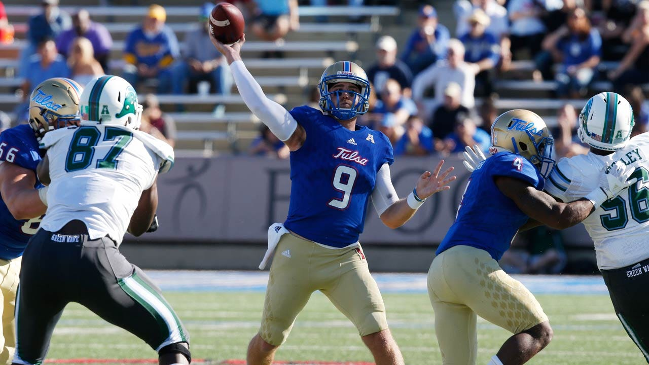 TU Bounces Back From Close Loss To Houston With Runaway Win Over Tulane