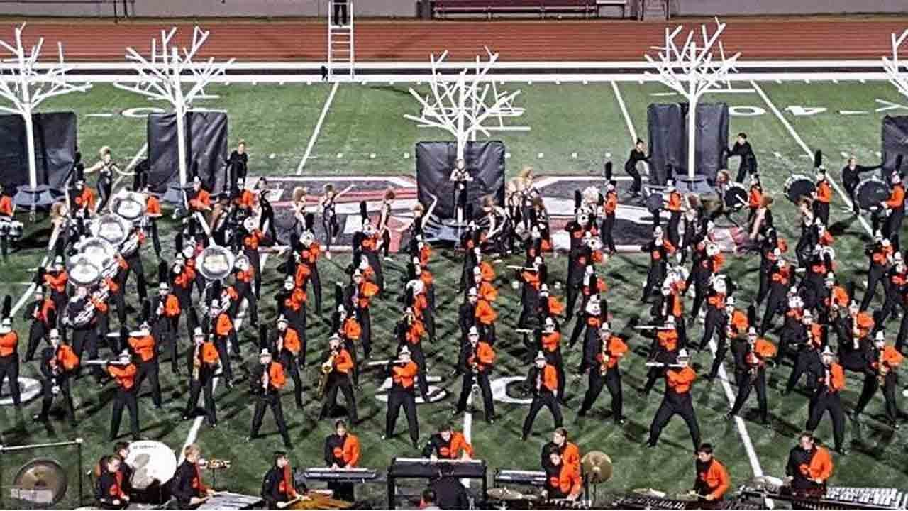 Coweta Tiger Pride Wins State Marching Band Championship