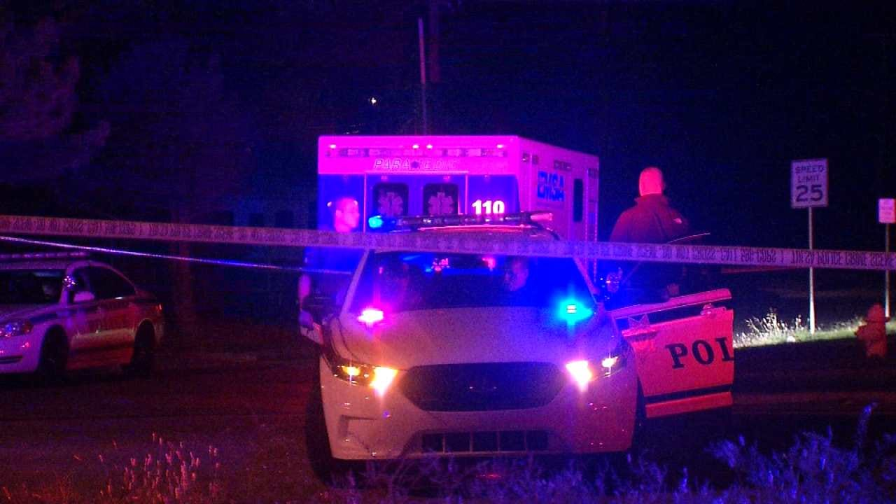 Two In Custody After Man Found Shot To Death In Tulsa