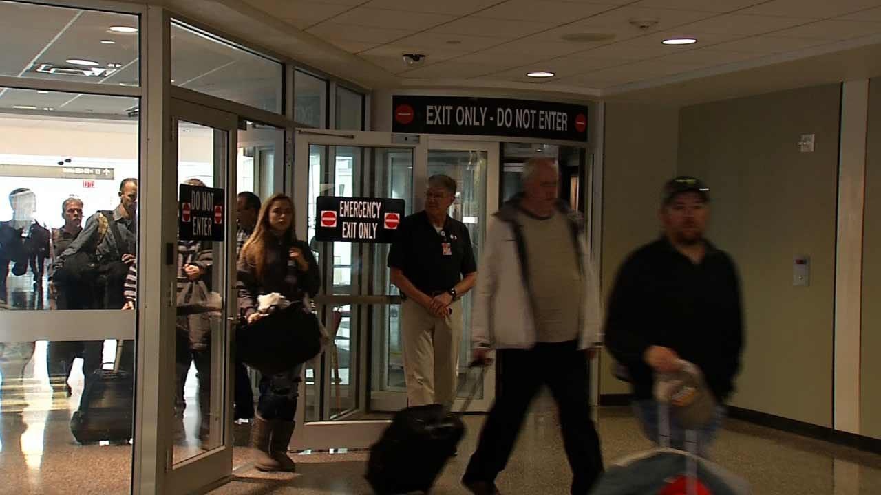 Changes To TIA Security Exit Could Decrease Bottlenecks