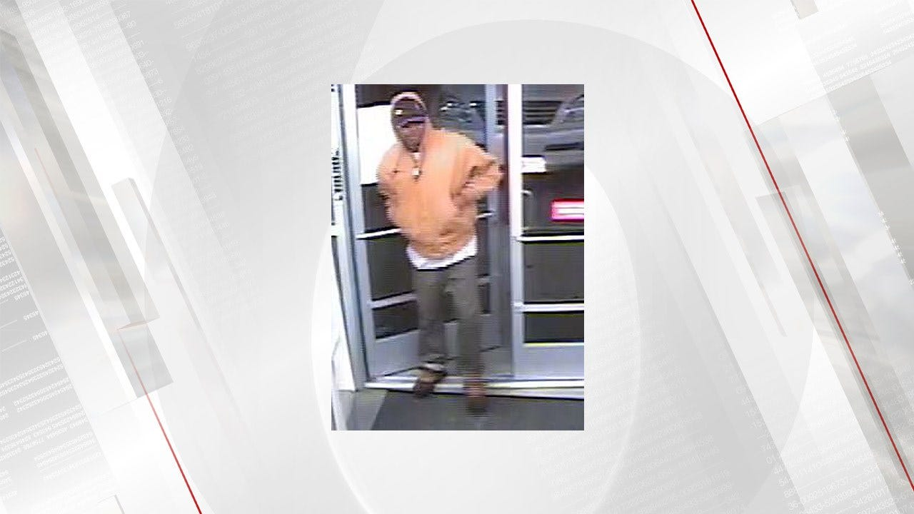 TPD Releases Surveillance Video Of Family Dollar Robbery