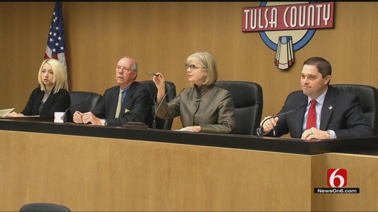 Tulsa County Commissioners Choose New Medical Provider For Jail Inmates