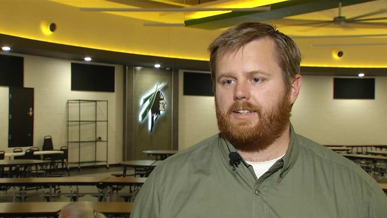 Catoosa Public Schools Unveils New Tornado Shelter
