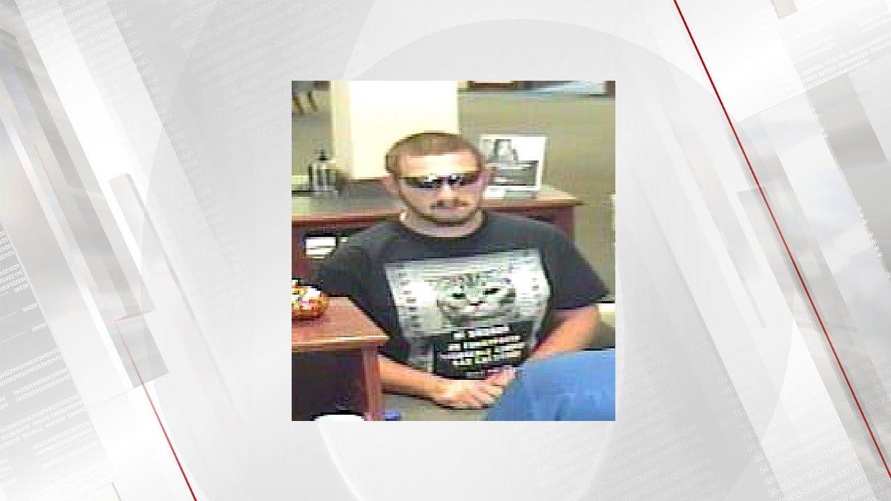 Man Wearing Cat Mugshot T-Shirt Robs Norman Bank