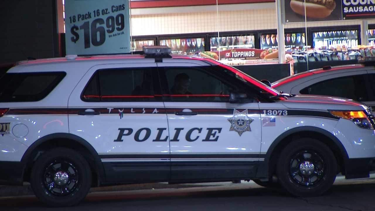 Police: Knife Implied In Tulsa QuikTrip Robbery
