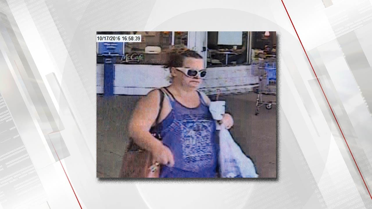 Police Seek Person Of Interest In Owasso Store Theft