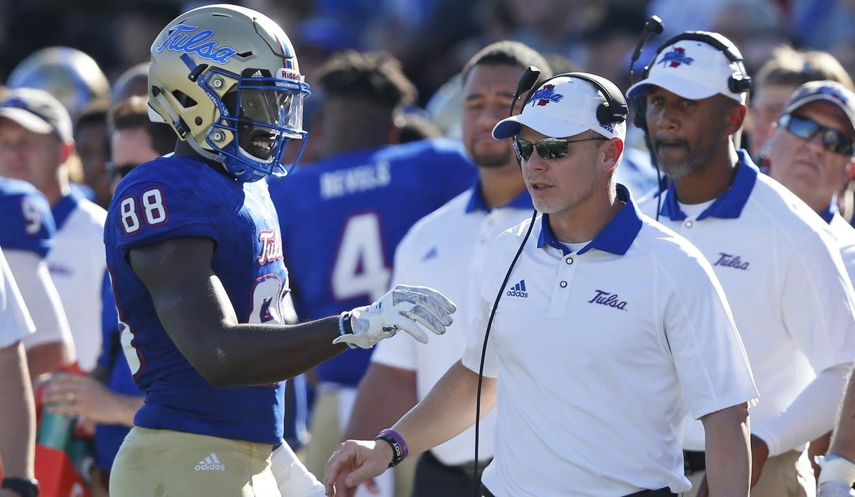 TU Looks To Gain Bowl Eligibility Against Memphis