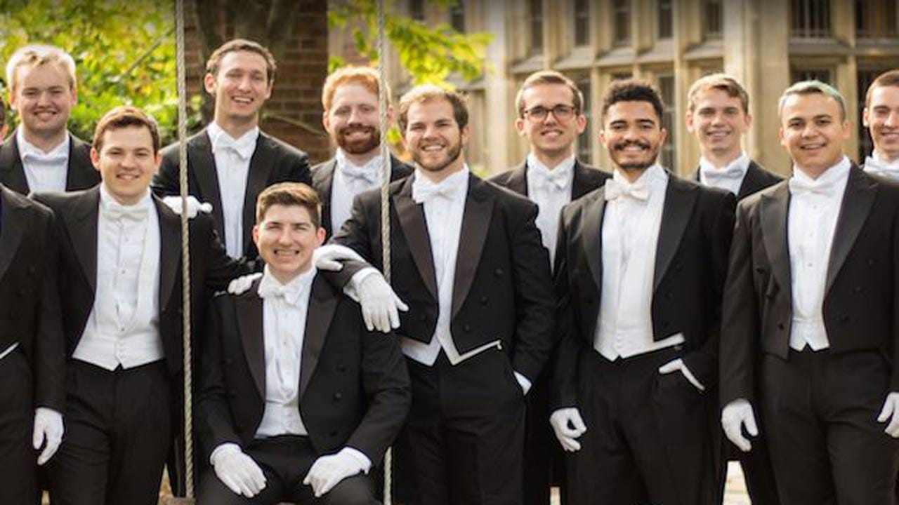 Yale University Singing Group To Perform In Oologah