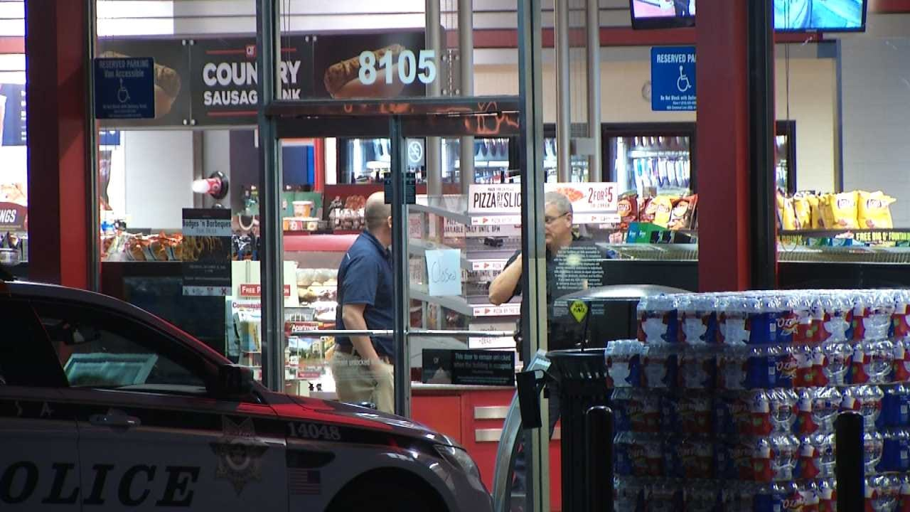 Armed Robber Steals From QuikTrip Store
