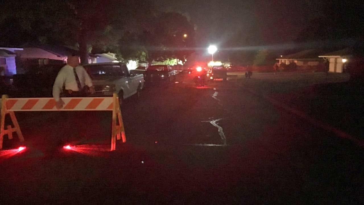 Bartlesville Police, OSBI Investigating Fatal Officer-Involved Shooting