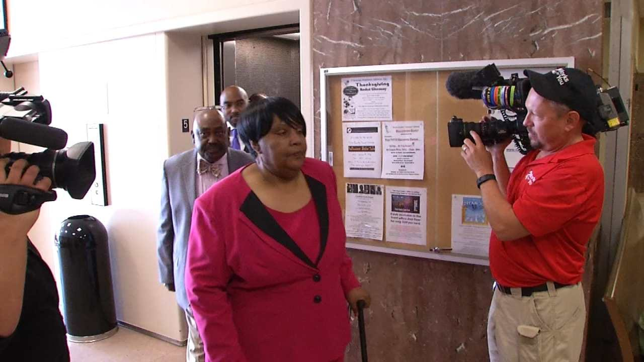Courtroom Testimonies Continue In Battle Over Terence Crutcher's Estate