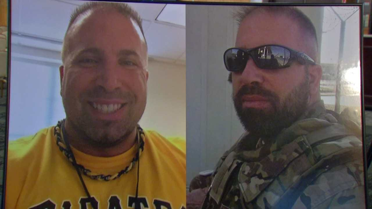 Oklahoma Man Killed In Afghanistan Honored By Family, Friends
