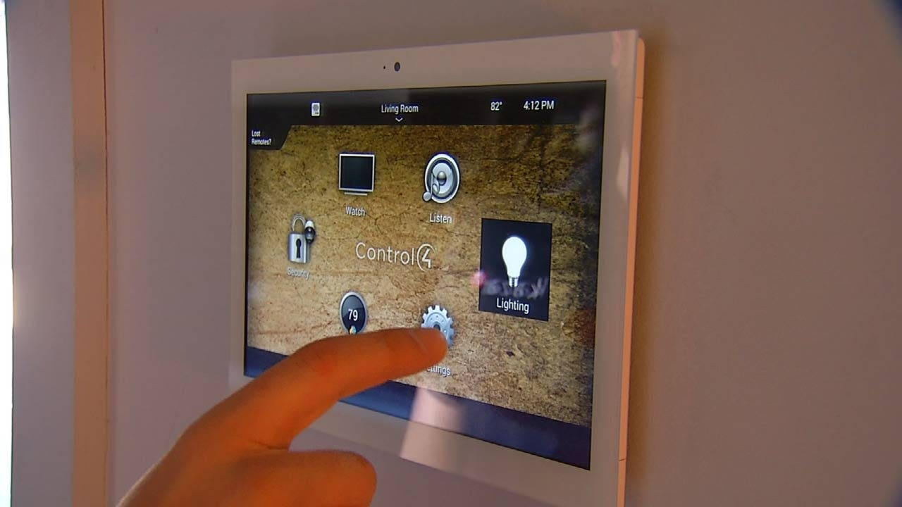 Smart Home Technology Could Open The Door To Hackers