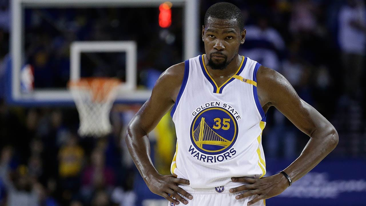 Warriors Dominated By Spurs In Durant's Debut