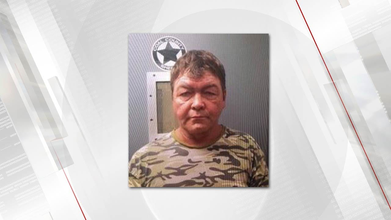 Coal County Man Arrested For Shooting Another Man In The Face
