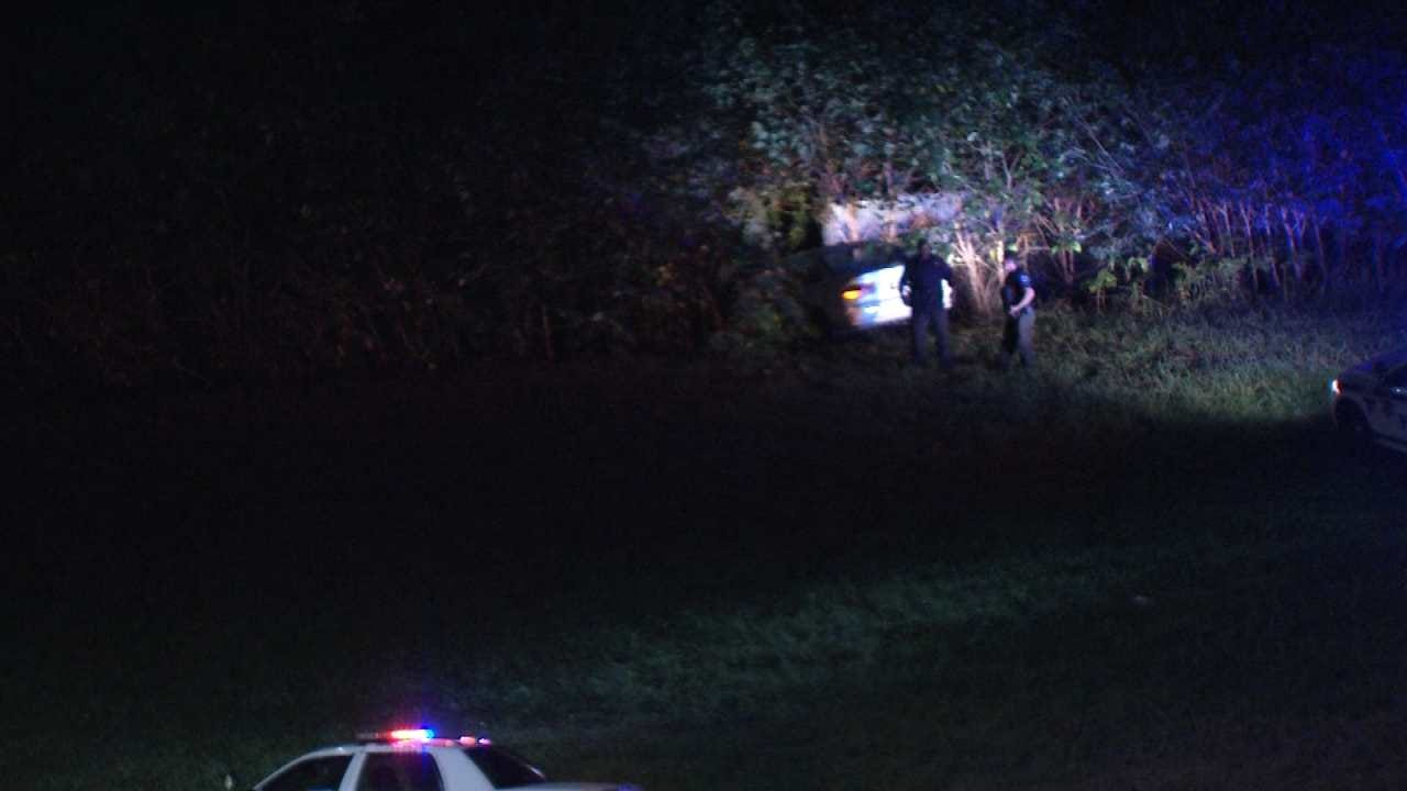 Tulsa Stolen Car Chase Ends With Arrest