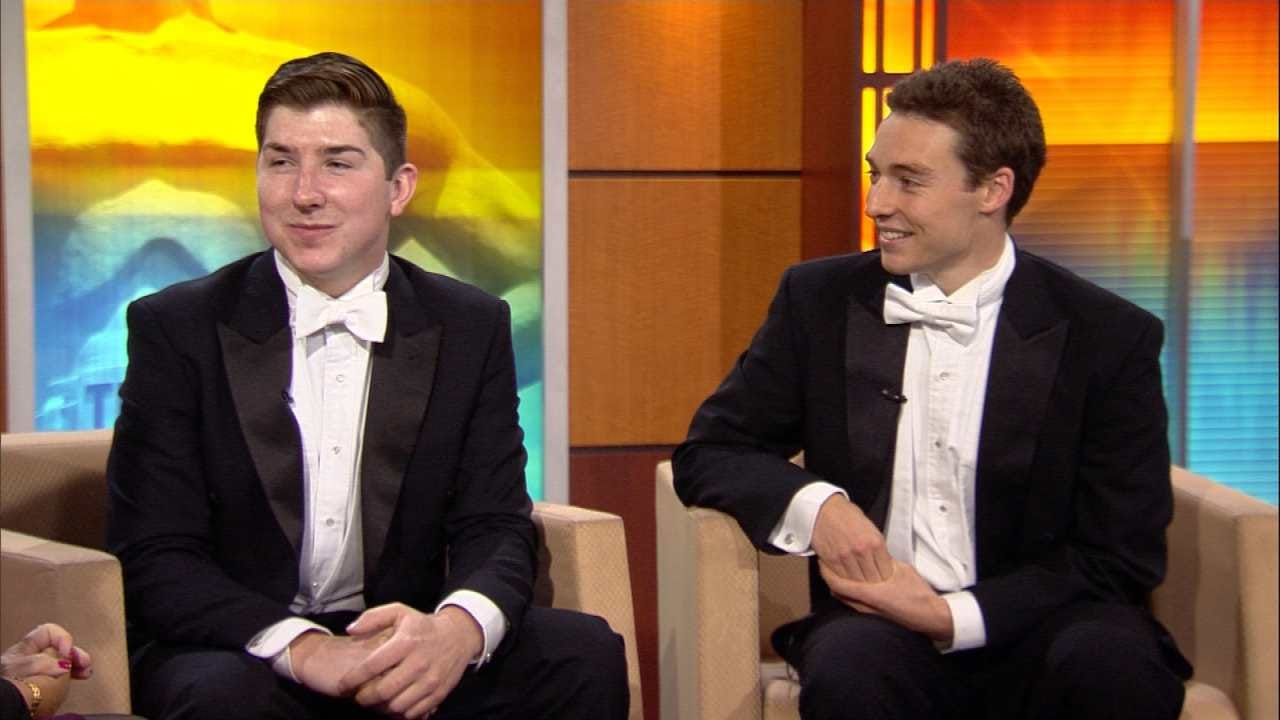 Yale Whiffenpoofs To Perform At Trinity Episcopal In Tulsa