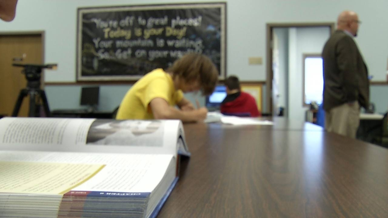 Lack Of Funding Could Shut Down Rogers County Program For Suspended Students