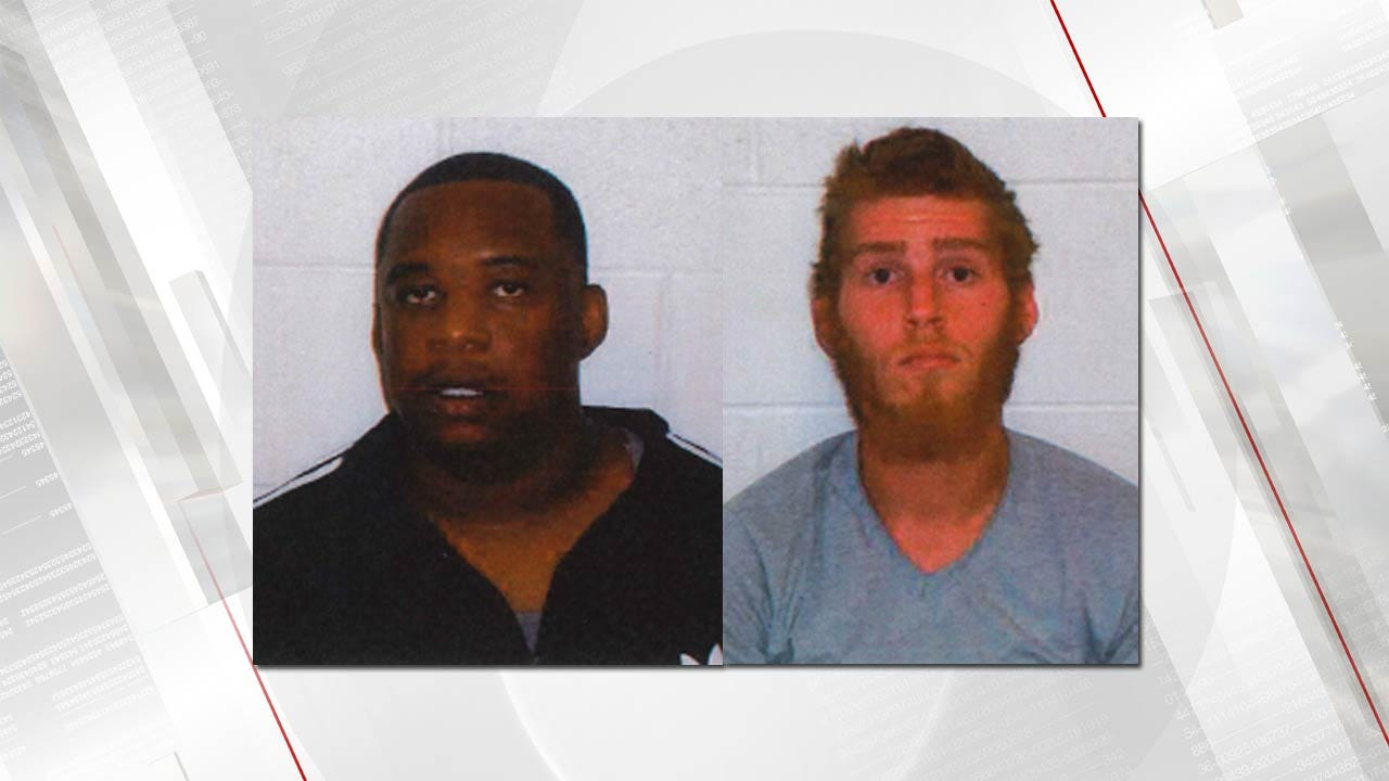 Two Arrested In Okmulgee County After 15 Pounds Of Marijuana Found