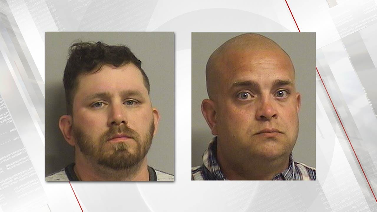 Two Arrested On Child Pornography Charges At Tulsa State Fair