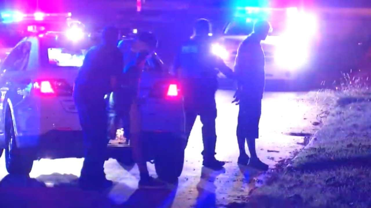Two People Arrested In Tulsa In SUV Stolen In Muskogee