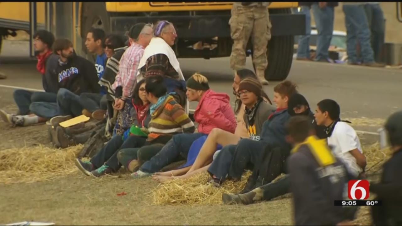 More Than 140 People Arrested As Pipeline Protest Tensions Escalate