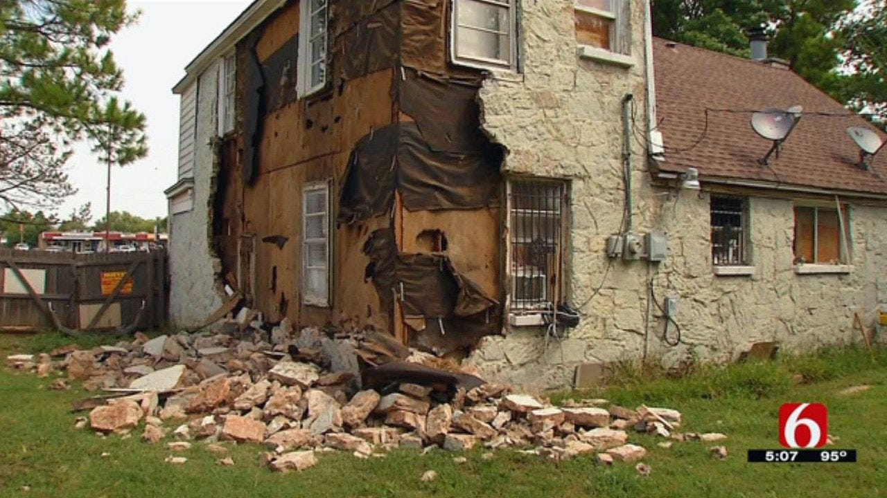 Only 4 Of 274 Claims Paid Out After Largest Oklahoma Quake