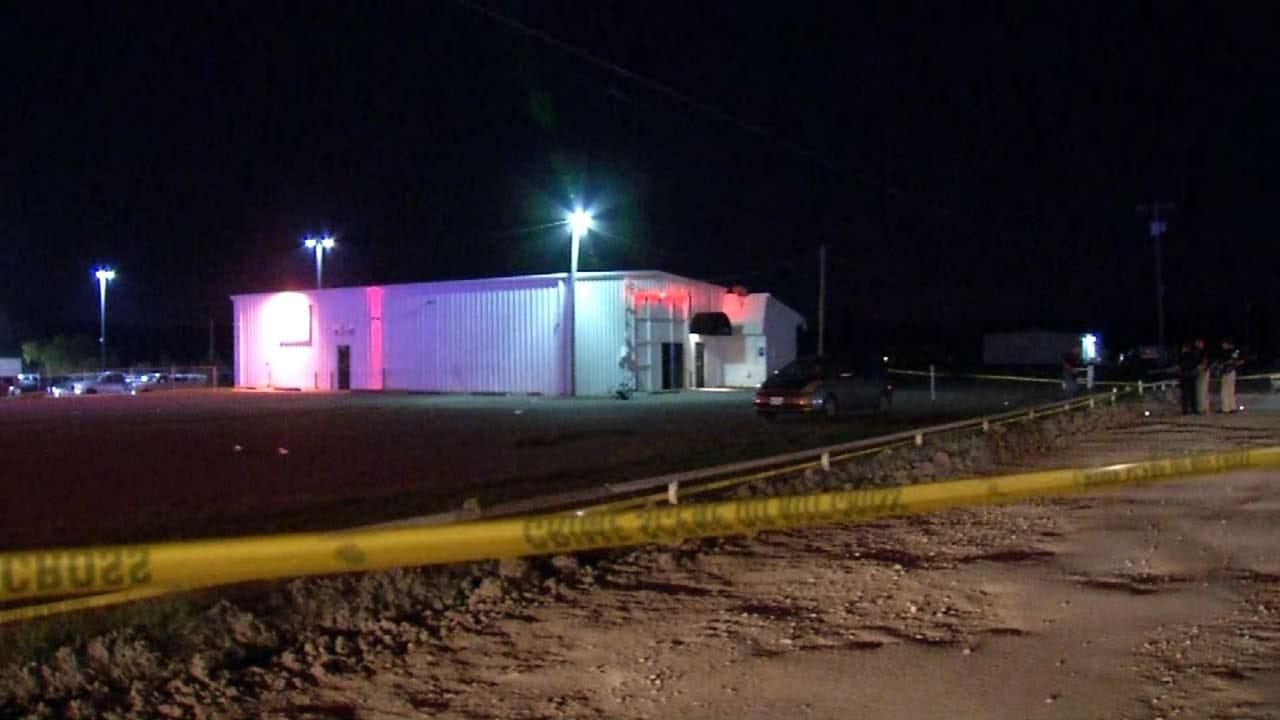 Three Women Hospitalized After Muskogee Nightclub Shooting