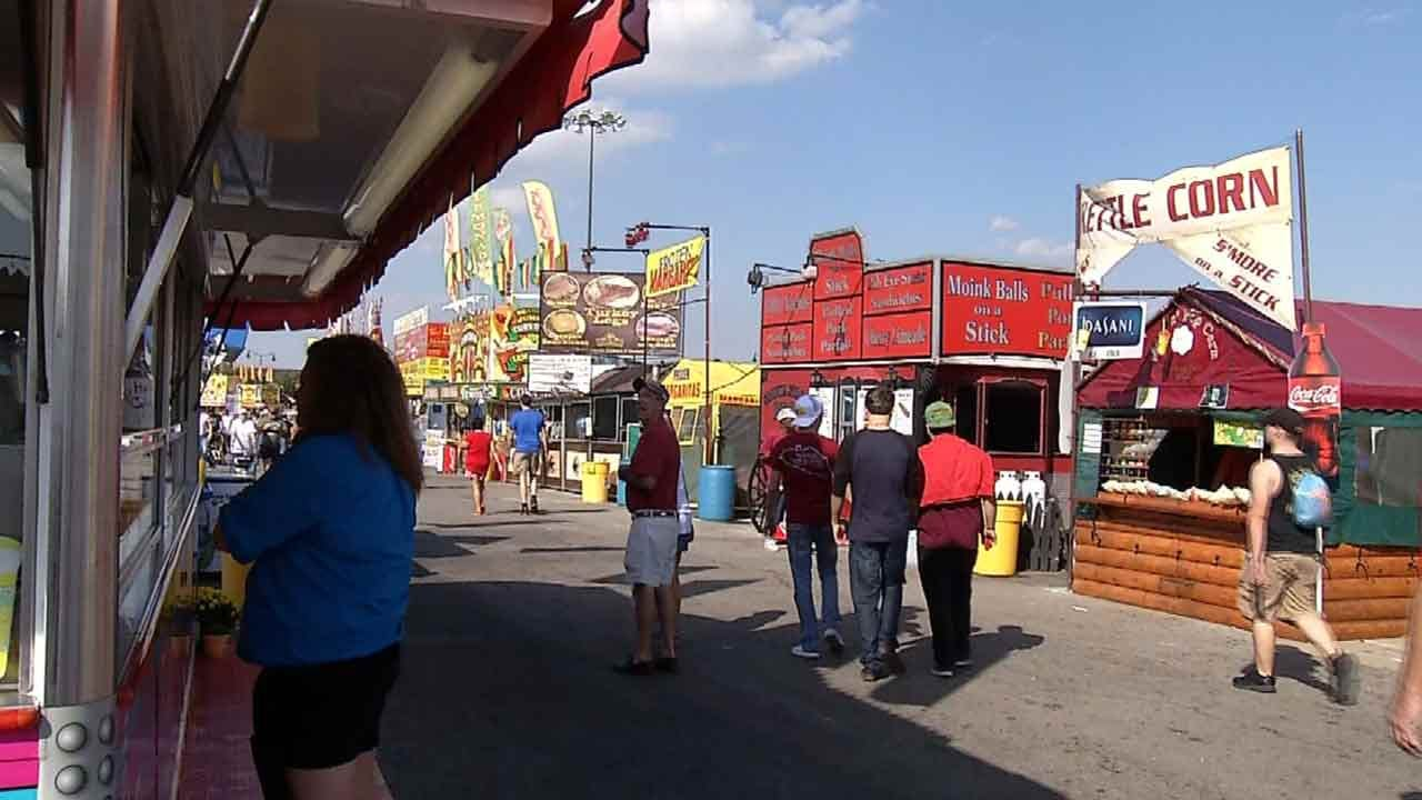 Emergency Management Keeping Eyes On Weather At Tulsa State Fair