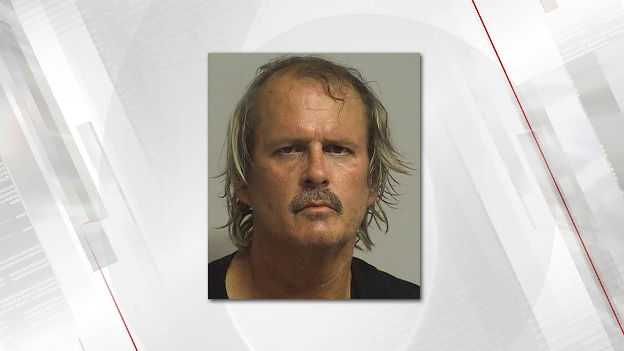 Man Arrested For Attacking Tulsa Firefighter At House Fire