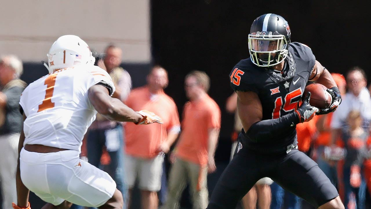 OSU Football: WR Chris Lacy On What Motivates Him
