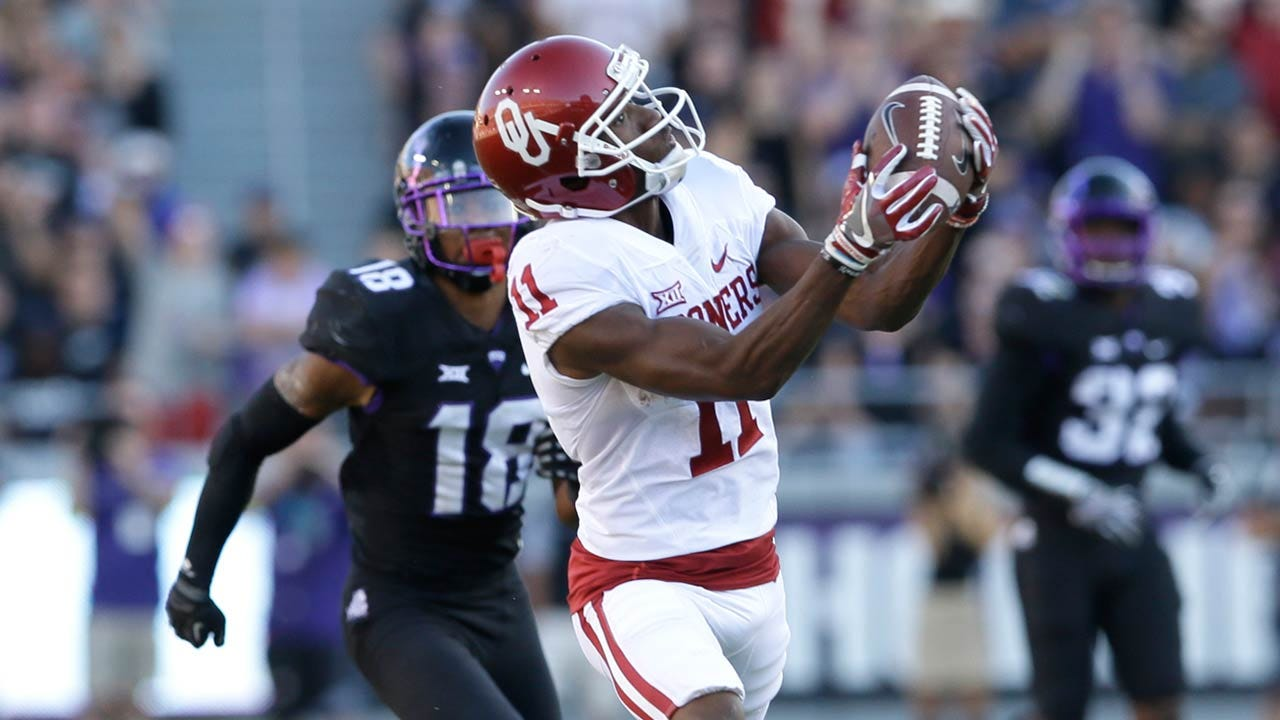 Dede Westbrook Back At Full Speed For The Sooners