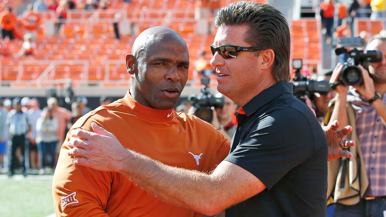 Gundy Talks Win Over Texas, Possible Vincent Taylor Package