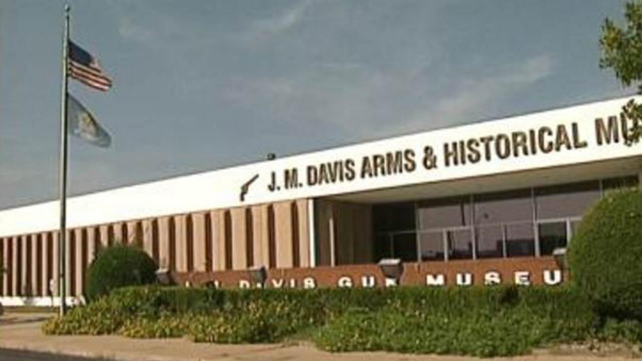 Paper: Felon Behind Effort To Control J.M. Davis Gun Collection, AG Says