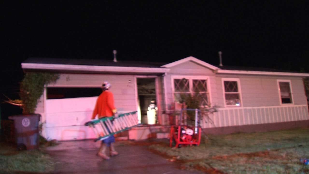 Three Overnight Tulsa Fires Called Arson