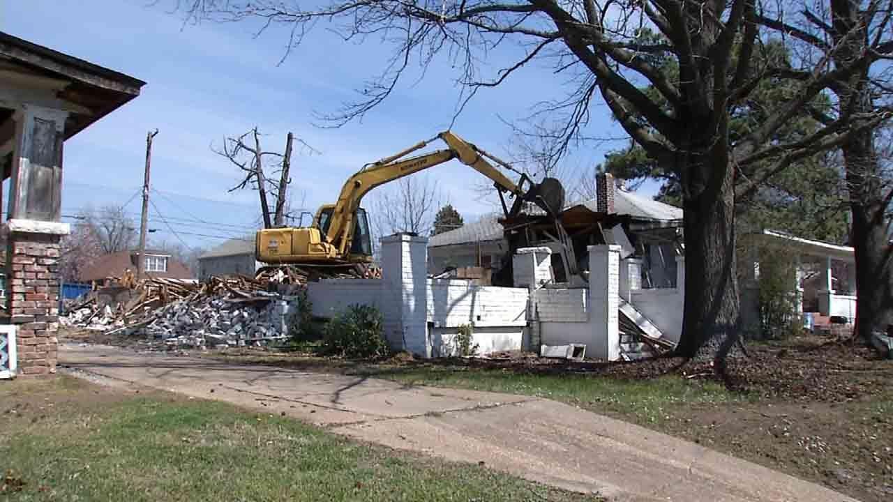 City Of Muskogee Hits Milestone In Aggressive Redevelopment Plan