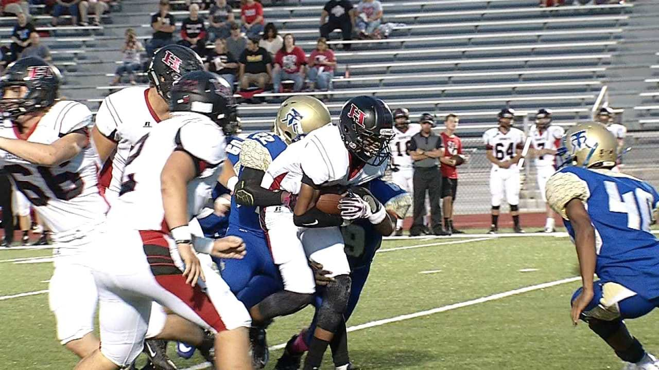 Hilldale Shuts Out Rogers In Thursday Night Matchup