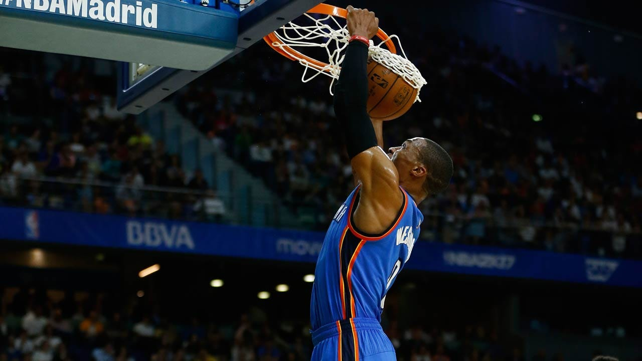Michael Jordan To Introduce Russell Westbrook At Oklahoma Hall Of Fame