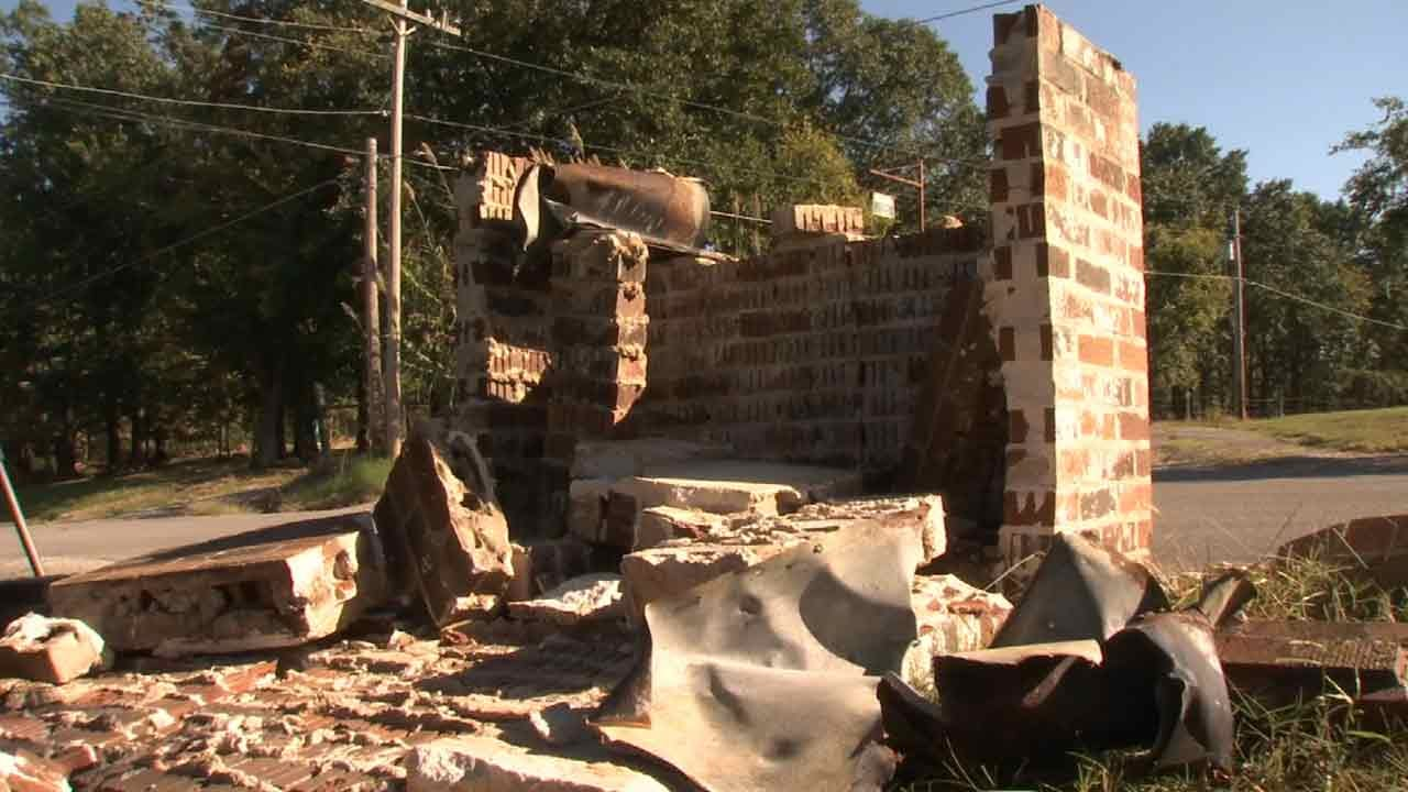 Rogers County Sheriff's Office Investigating Exploding Mailbox