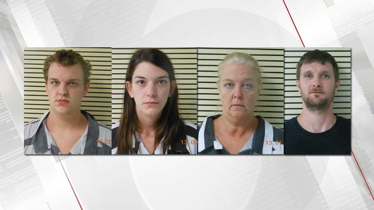 Wagoner County Deputies Make 5 Drug-Related Arrests