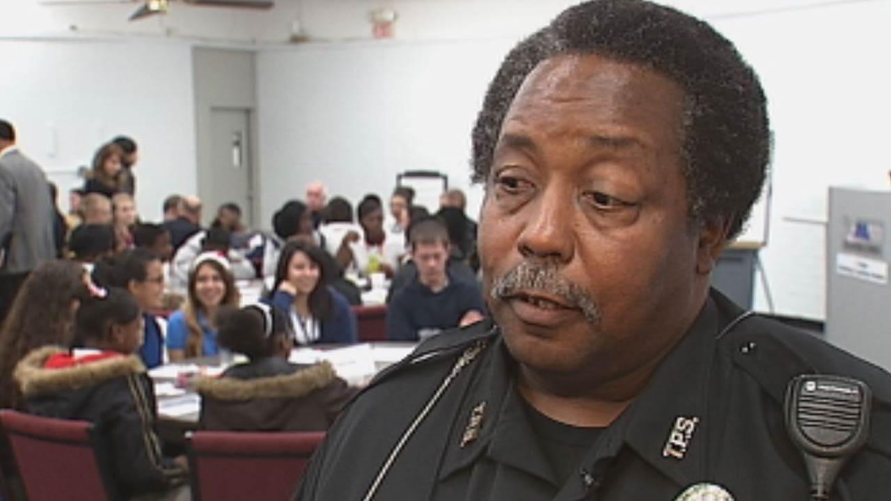 Longtime Tulsa Police Officer Marvin Blades, Senior Dies