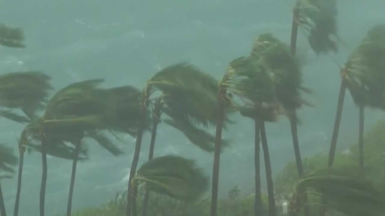 Oklahoma Family In Florida Bracing For Hurricane Matthew